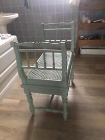 ratton stoll converted commode