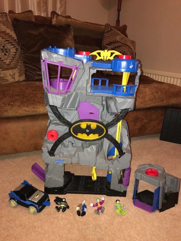 Fisher Price Imaginex Bat Cave