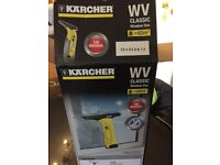 Brand New Karcher WV classic window cleaner.
