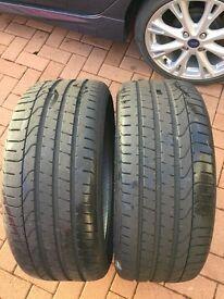 "Astra GTC VXR tyres 20"" rim size"