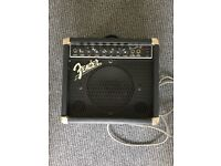 Fender Guitar Amp PR241 working order