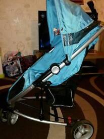 Petit star zia pram/pushchair /stroller