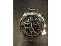 Maurice Lacroix gents chronograph wristwatch miros M11098SS04223