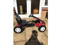 Kids Kettler Go Kart for age 4/5 upwards excellent condition