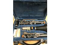 Buffet clarinet b12 crampon a Paris