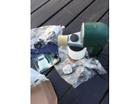 Electric paint sprayer gun new never used ideal for shed garden furniture wall fence etc