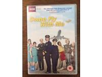 Come Fly With Me TV series on DVD