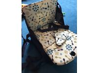 Baby feeding booster seat brand new never used