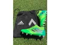 Genuine Adidas Ace 17+ Purecontrol FG Football boots size 8