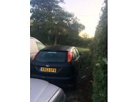 For sale is my 1.6 Ford Focus LX Great first car