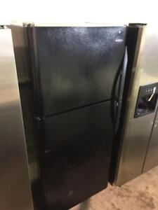BH Appliances - Frigidaire black  fridge - FREE DELIVERY + REMOVAL