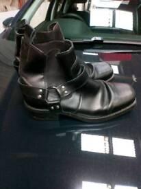 Genuine Rockwood Mens Boots