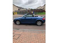 Audi, TT, Convertible, 2003, Manual, 1781 (cc), 2 doors