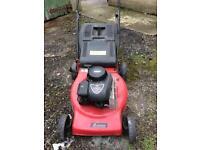 Sovereign 145cc petrol lawnmower