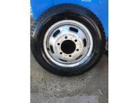 """16"""" Iveco wheel"""