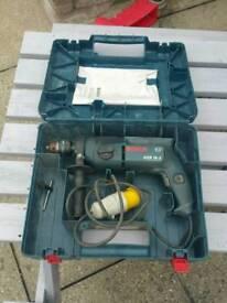 Bosch 110v hss drill