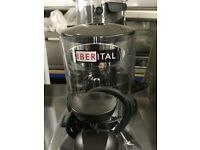 CAFE TAKEAWAY COMMERCIAL CATERING COFFEE GRINDER MC5G IBERITAL GRINDER MANUAL 1KG