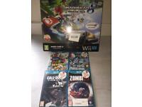 Wii U 32GB Premium Pack with 4 added Games !