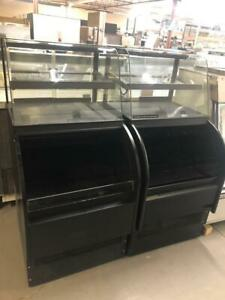 USED GRAB AND GO COOLERS