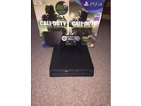 PS4 1TB HARDRIVE 2 GAMES ! SERIOUS BUYERS !