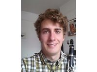 Clarinet Tuition for all ages!