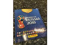 Panini Stickers Russia 2018 SWAP