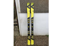 ROSSIGNOL EXPERIENCE 84 SKIS + AXIUM 120 BINDINGS size 178cm