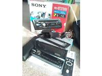 Sony MEX-BT3700U car stereo - Bluetooth/USB/CD/radio/aux/mp3