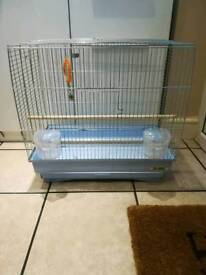 Small bird cage very good condition