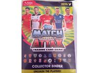 Match attax to swap or sell