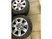 Bmw 16 inch alloy wheels traffic vivaro primestar