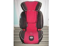 Britax Evolva Car Seat Cover only