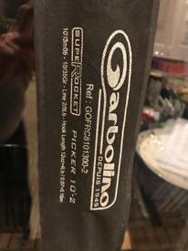 Match carp rod