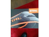 New in box stihl harness