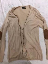 Massimo Dutti - silk, cotton, cashmere cardigan