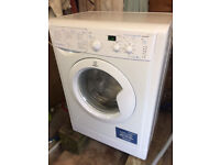 Reconditioned Indesit IWSD61251 6kg load 1200 spin washing machine.3 month parts & labour guarantee
