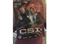 CSI Season 3 ep 13-23