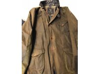 "Barbour - ""Dept. B"" - James Bond Limited Edition jacket. Excellent condition."