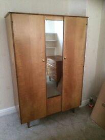Vintage 1960's Nathan bedroom furniture set