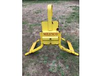 MILENCO CARAVAN WHEEL CLAMP