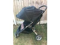 Baby Jogger City Mini with extras