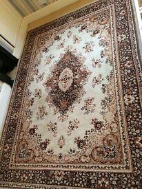 Very large house of Frasier rug