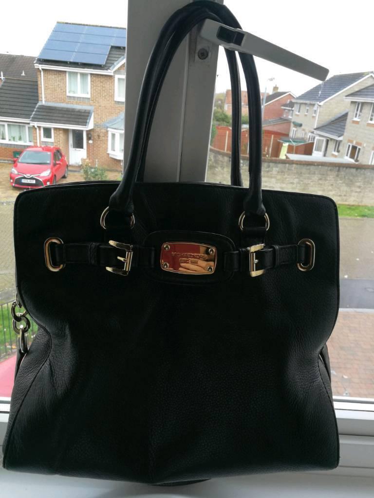 2d2cccb1e6 Michael Kors soft leather bag