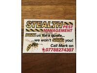 Stealth Pest Management