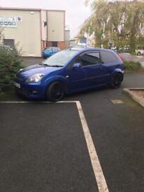 Ford Fiesta st 150, modified