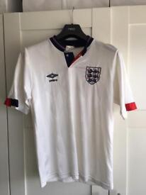 1989 England shirt