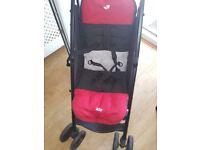 Black & Red Buggy