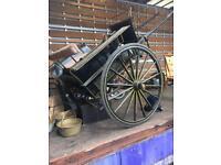 Guvners cart