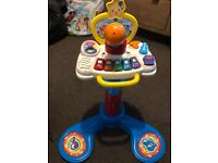 Vtech baby sit to stand microphone