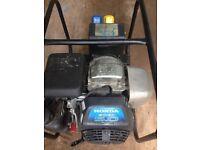 Very tidy generator great working machine 120£